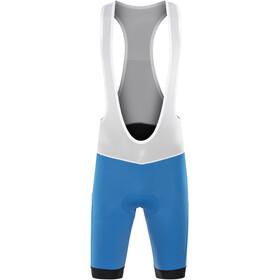 Löffler Hotbond Bib Shorts Men blue/white